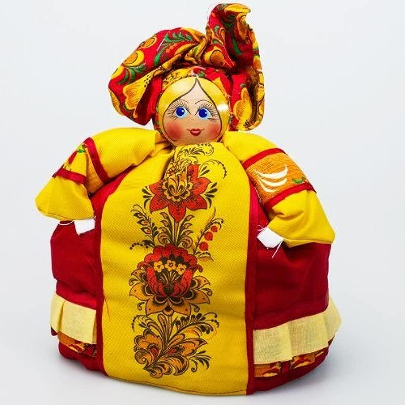 Tea Cozy Doll Khokhloma Barynya