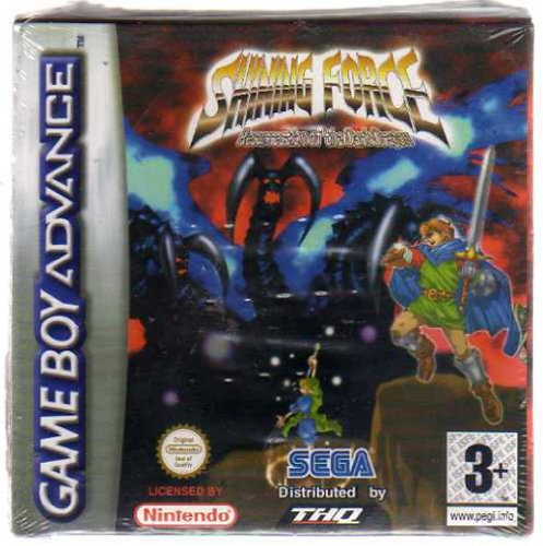 Shining Force - resurrection of the dark dragon - Game Boy Advance Gioco Nuovo RARO