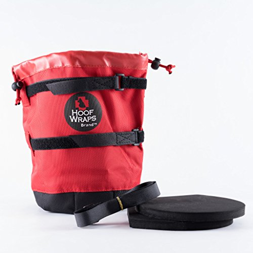 Easy Soaker – Allows Your Horse Or Pony's Foot To Be Soaked Without You Having To Watch Over It – The Treatment Will Stay In The Boot & You Can Carry On Working Around The Horse
