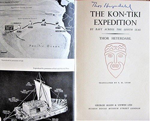 The Kon-Tiki Expedition - By Raft Across The South Seas