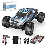 DEERC 9200E Large Hobby Grade RC Cars,48 KM/H 1:10 Scale High Speed Remote Control Car for Adult Boy,Extra Shell 4WD 2.4GHz Off Road Monster RC Truck Toy All Terrain Racing,2 Batteries for 40 Min Play