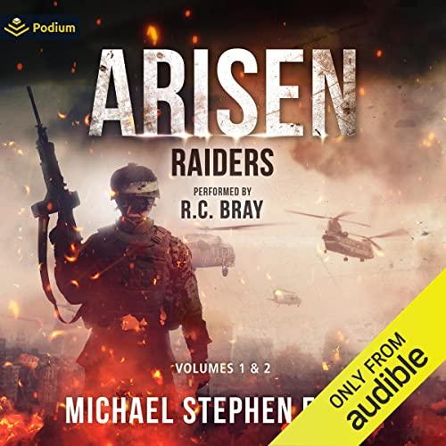 Arisen: Raiders Volumes 1-2 cover art