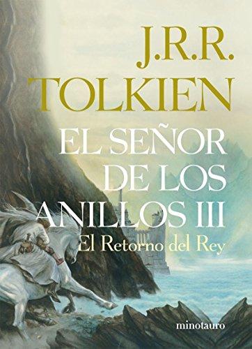 El Señor de los Anillos, III. El Retorno del Rey (edición infantil) (Libros de El Señor de los Anillos) - 9788445076132 (Biblioteca J. R. R. Tolkien)