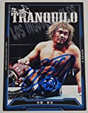 Tetsuya Naito Signed 2015 New Japan Pro Wrestling Trading Card Game Autograph 3 - Autographed Wrestling Cards