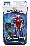 Marvel Legends Gamerverse Avengers Iron Man Figura de acción de 15,2 cm