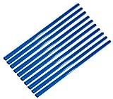 Boje Sport 10er Set Stangen 120 cm, Farbe: blau -