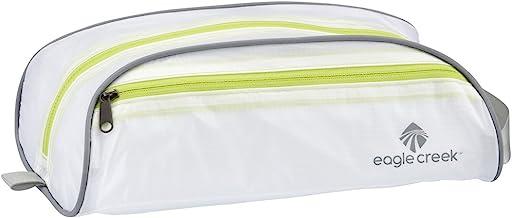 Eagle Creek Pack-It Specter Quick Trip Toiletry Organizer, White/Strobe (M)