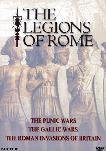 Price comparison product image Legions of Rome Boxed Set - Punic Wars,  Gallic Wars,  Roman Invasions of Britain