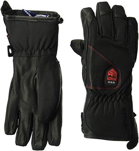 Hestra Schwarz Heatingglove größe 11 handschuhe