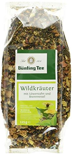 Bünting Tee Wildkräuter, 6er Pack (6 x 125 g)
