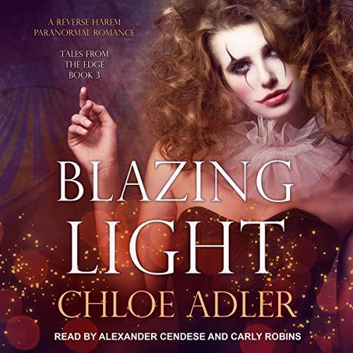 Blazing Light: A Reverse Harem Paranormal Romance cover art