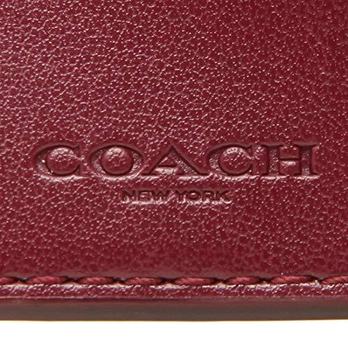 COACH(コーチ)『6リングキーケースシグネチャーキャンバス(33069)』