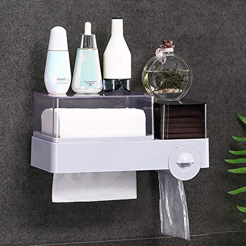 Wasserdichte Toilettenpapierbox für Toilettenpapierrollenfreie Papierkassette