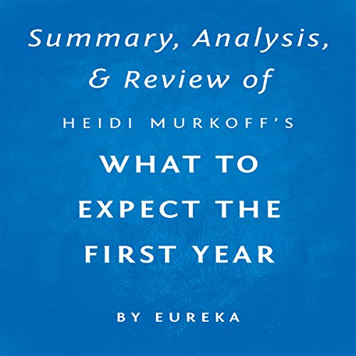 Summary, Analysis & Review of Heidi Murkoff's What to Expect the First Year by Eureka audiobook cover art