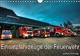 Einsatzfahrzeuge der Feuerwehr (Wandkalender 2020 DIN A4 quer)