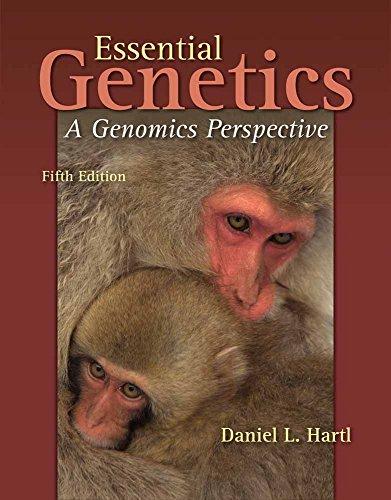 Essential Genetics: A Genomics Perspective: A Genomics...