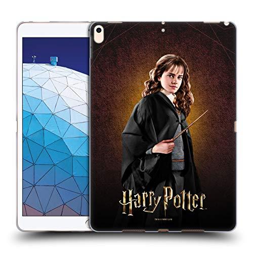 Oficial Harry Potter Hermione Granger Chamber of Secrets IV Carcasa de Gel de Silicona Compatible con Apple iPad Air (2019)