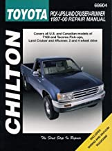 Chilton's Toyota Pick-ups/Land Cruiser/4Runner 1997-00 Repair Manual
