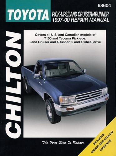 Toyota Pick-Ups, Land Cruiser & 4Runner, 1997-00 (Chilton\'s Total Car Care Repair Manual)