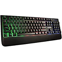 1STPLAYER Fire Dancing Mechanical Feeling Gaming Keyboard