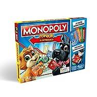 Monopoly Junior–Electronico (Hasbro e1842105)