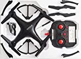 SUPER TOY New Drone 6 Axis Gyro 2.4G 6CH RC Quadcopter Aircraft Helicopter