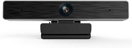 Linbing123 Angolo panoramico di 115 ° Webcam HD Full HD 1080P Messa a Fuoco Automatica per PRO Streaming, videochiamata, Registrazione dal Vivo, Webcam con Microfono - Trova i prezzi più bassi