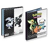 Pokemon CCG: Black & White 4-Pocket Portfolio (Series 5) - Combo Album Trading Card Album / Binder Snivy, Tepig & Oshawott