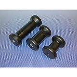 Yates Rubber Spool Roller 5/8' Bore (8' X 3') 8302-5P