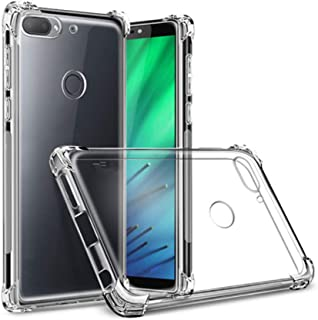 GARITANE Case for Oppo F1 Plus/R9 Clear Case Soft Silicon Shockproof Bumper Transparent Premium Back Cover for Oppo F1 Plus/R9