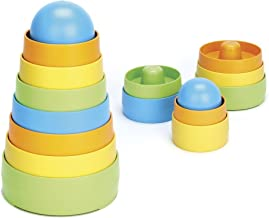 product image for Green Toys My First Stacker, Colors May Vary