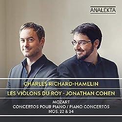 Concertos pour piano n° 22 et n° 24