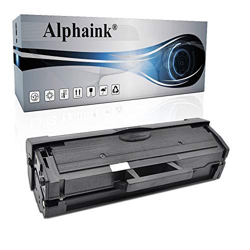 Toner Alphaink Compatibile con Samsung MLT-D111 versione da 1800 copie per stampanti Samsung SL M2020 M2020W M2022W M2026W XPRESS M2020 M2021 M2026 M2070 M2071