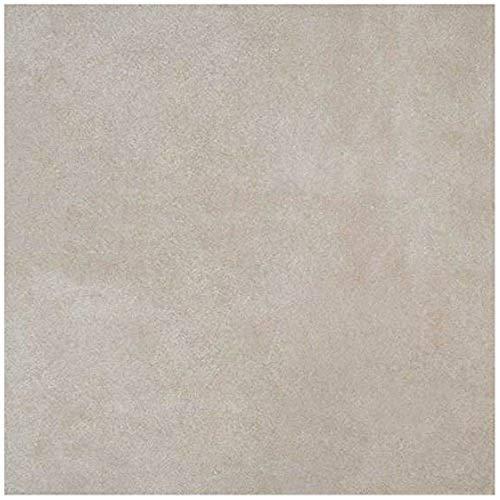 American Olean Tile CC67P43C9 Concrete Chic Bullnose Tile, 3' x 12'