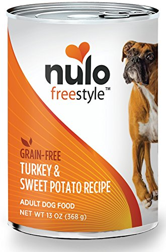 Nulo Adult Grain Free Canned Wet Dog Food