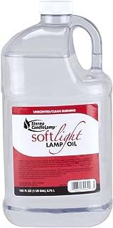 Sterno 1 Gallon Smokeless Liquid Paraffin Lamp Oil