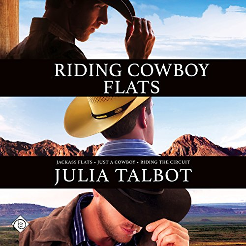 Riding Cowboy Flats audiobook cover art