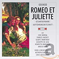 GOUNOD/ ROMEO ET JULIETTE