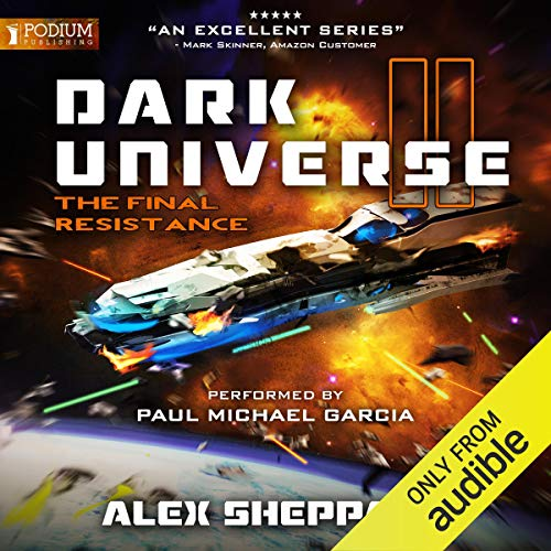 Dark Universe, Part II cover art