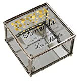 GiftsForYouNow Bridal Party Personalized Jewelry Box