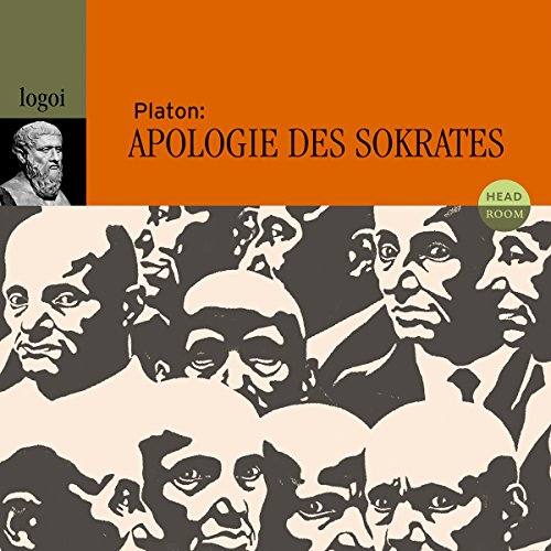 Apologie des Sokrates audiobook cover art