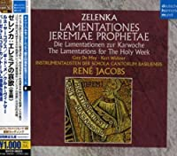 Zelenka: Lamentations Jeremiae Prop by Rane Jacobs