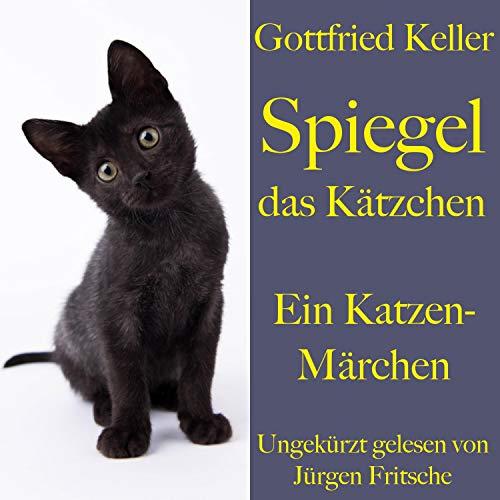 『Spiegel, das Kätzchen』のカバーアート