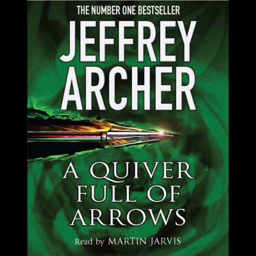 A Quiver Full of Arrows audiobook cover art