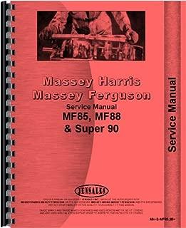 Massey Ferguson Super 90 Tractor Service Manual
