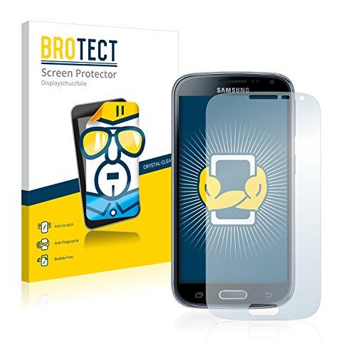 BROTECT Schutzfolie kompatibel mit Samsung Galaxy K Zoom SM-C115 (2 Stück) klare Displayschutz-Folie