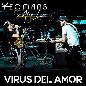 Virus del Amor (En Vivo)