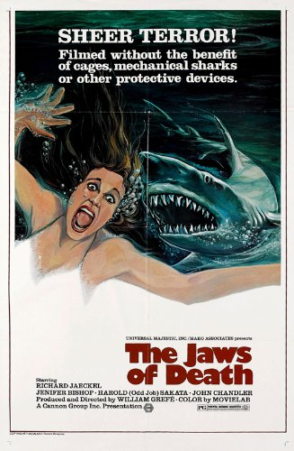 Mako: The Jaws of Death Poster Movie B (11 x 17 Inches - 28cm x 44cm)