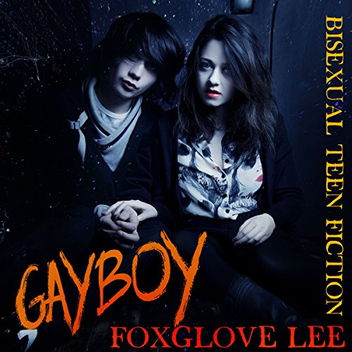 Gayboy audiobook cover art