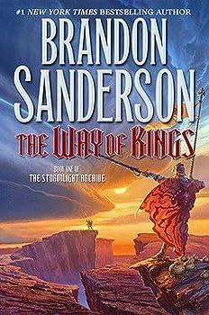 Brandon Sanderson  The Way of Kings  Hardcover   2010 Edition